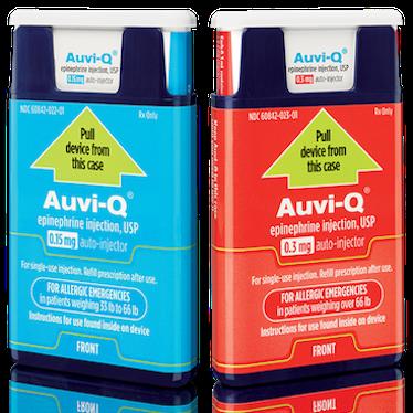 Food Allergy Innovations AUVI-Q