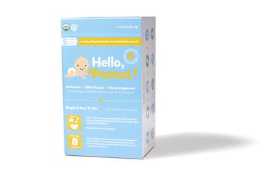 Introducing Peanuts to Infants Hello, Peanut