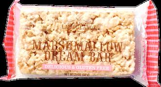 Starbucks Gluten-Free Marshmallow Dream Bar Food Allergies