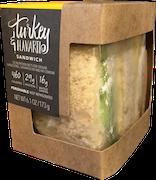starbucks turkey and havarti food allergies