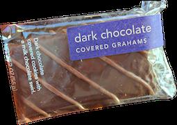 allergen-free starbucks dark chocolate grahams