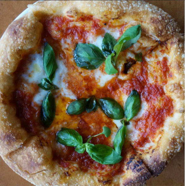 City Guide - Los Angeles Pizzeria Mozza Food Allergy Options