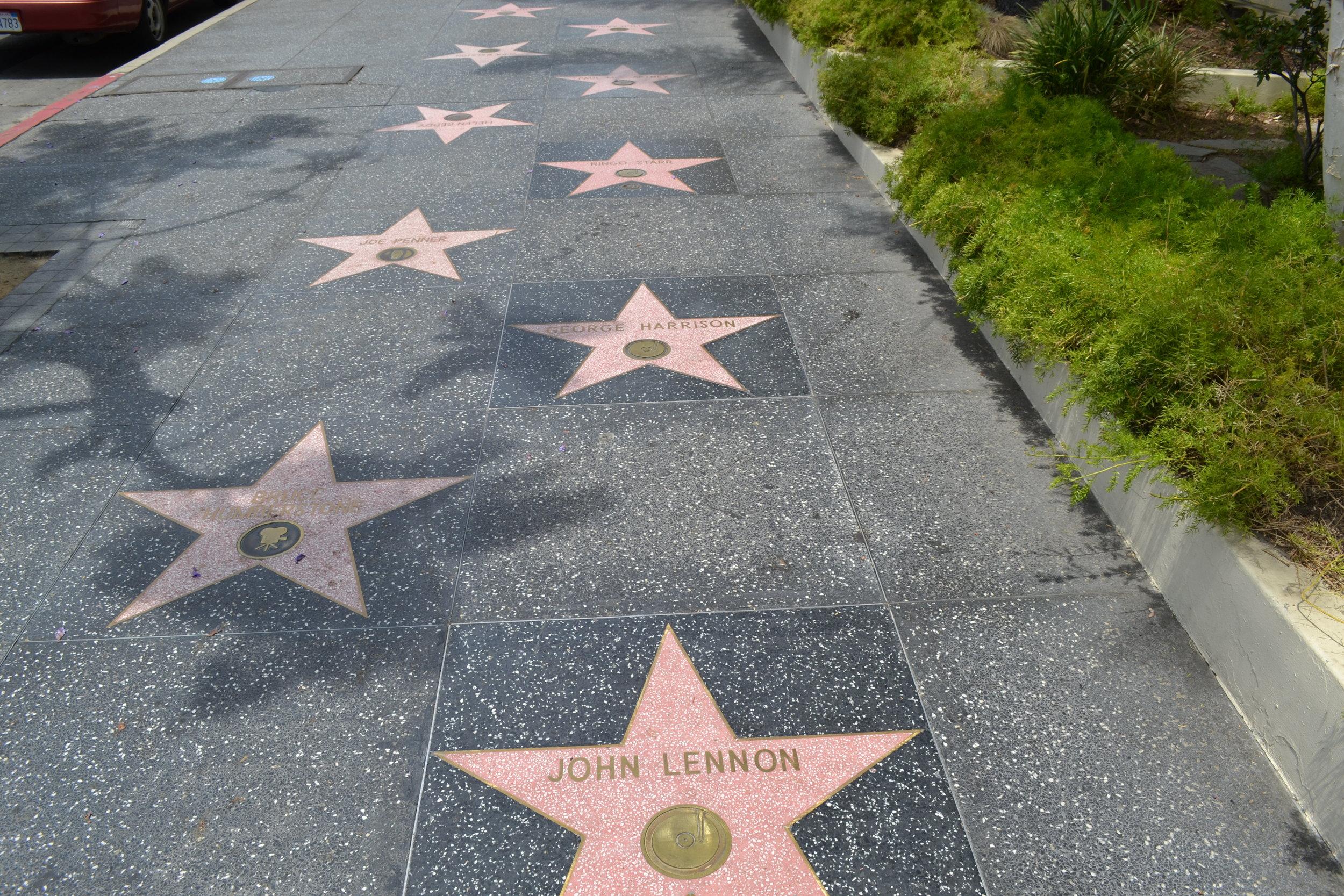 City Guide - Los Angeles Hollywood Star Walk