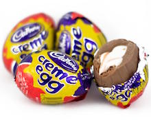 food allergy friendly cadbury creme egg