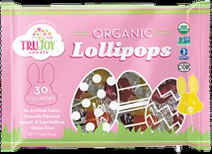 food allergy free organic lollipops