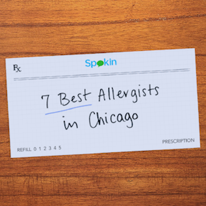 7 best allergists in chicago