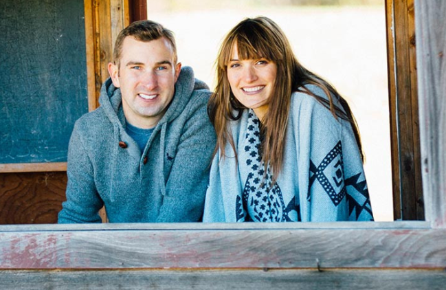 Meet the Makers of 88 Acres: Nicole and Rob