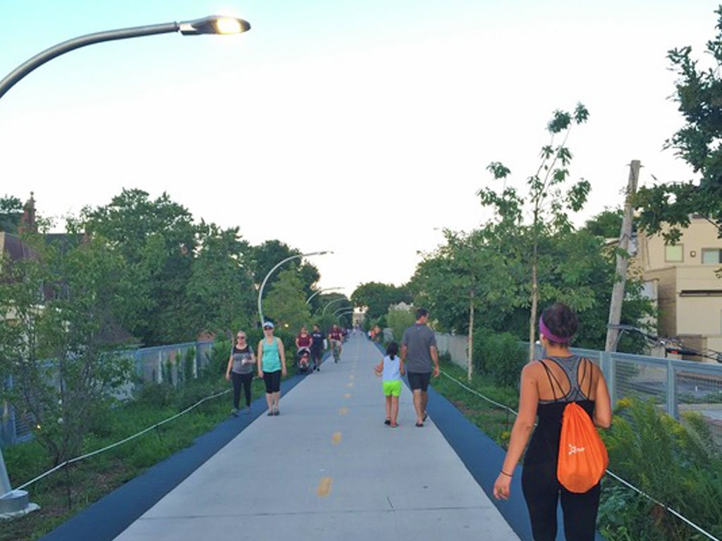 City Guide Wicker Park Chicago 606 Trail