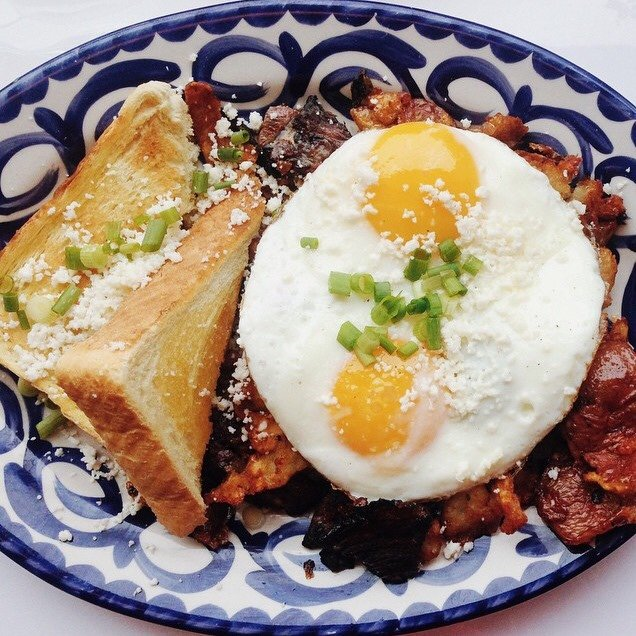 City Guide Wicker Park Chicago Dove's Luncheonette Food Allergy Options