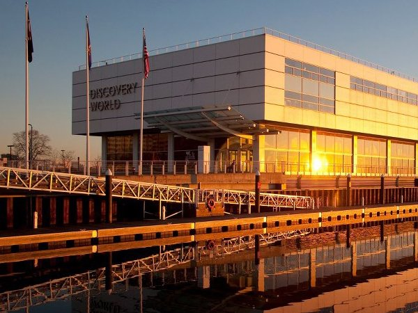 Milwaukee City Guide Discovery World