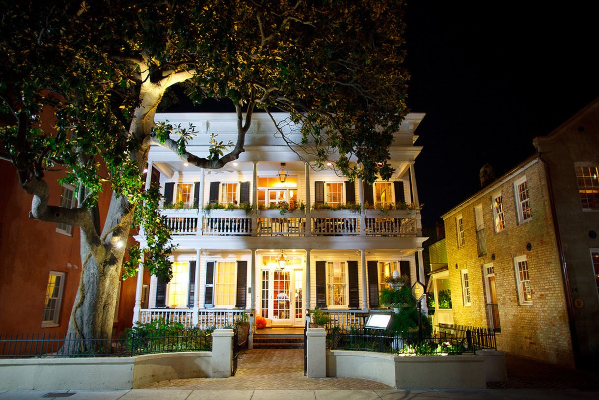 Charleston City Guide Husk Restaurant Allergy Options