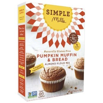 Allergen Free Food Products Simple Mills Pumpkin Mix