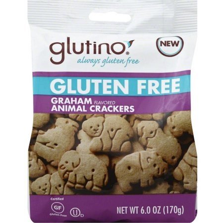 Allergen Free Food Products Glutino Animal Cracker