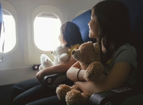 tips for flying with food allergies