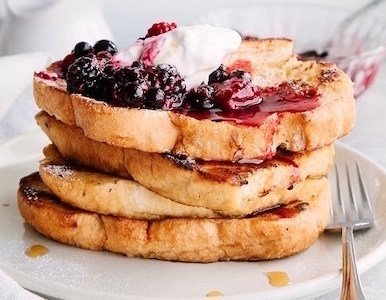 vegan food allergy friendly french toast