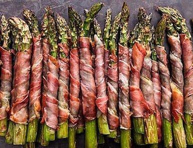 broiled food allergy friendly asparagus
