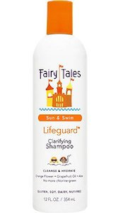 fairytales food allergy friendly shampoo