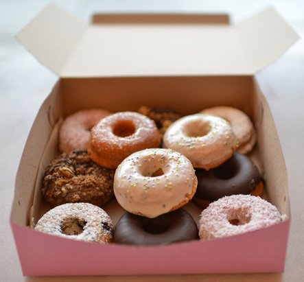 City Guide - Los Angeles Erin McKenna Food Allergy Options
