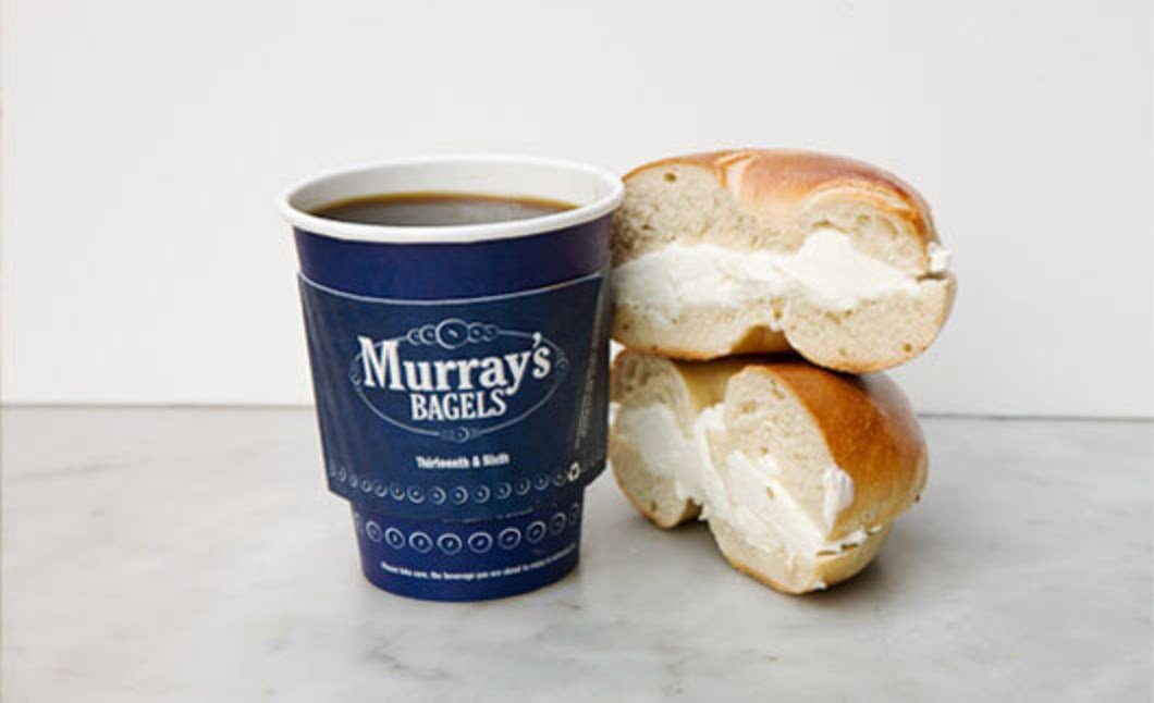 New York City Food Allergy Friendly City Guide- Murray's Bagels