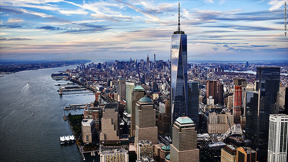 New York City Food Allergy Friendly City Guide- Freedom Tower