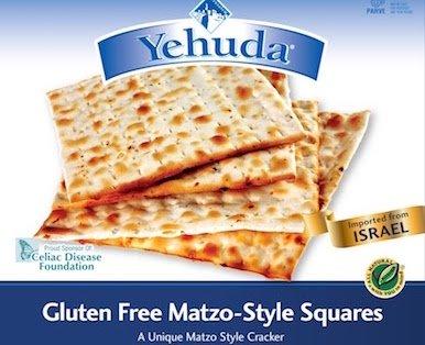 gluten free yehuda matza