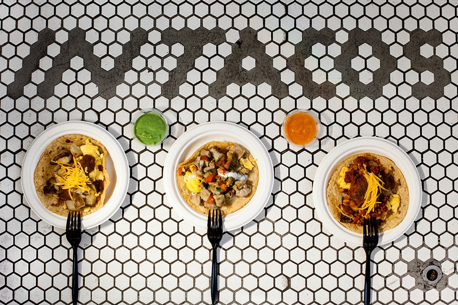City Guide - Los Angeles Guisados Food Allergy Options