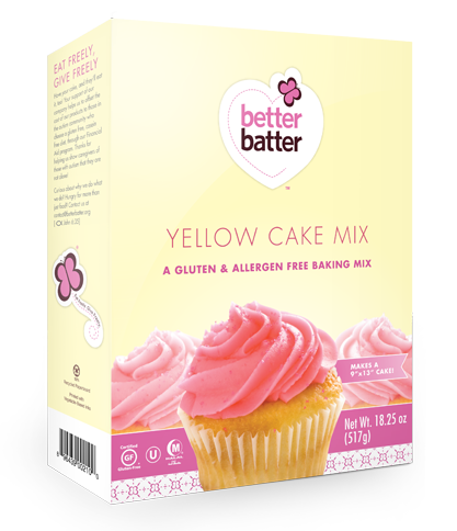 Allergy-Friendly Cupcake Mixes — SPOKIN - The Easiest Way to Manage