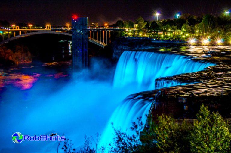 Niagara Falls- US/Canada Photo-Rob Bennett of RobShots