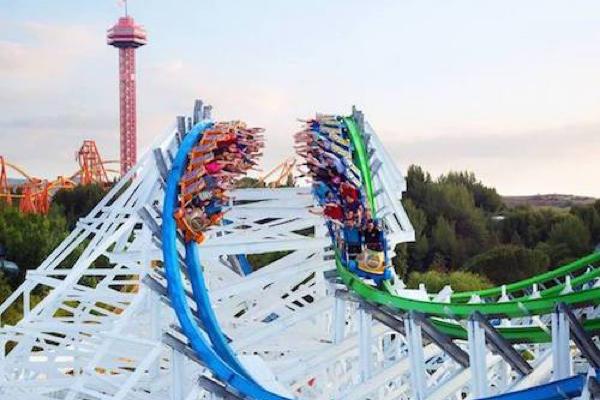 hersheypark hershey pennsylvania rollercoaster