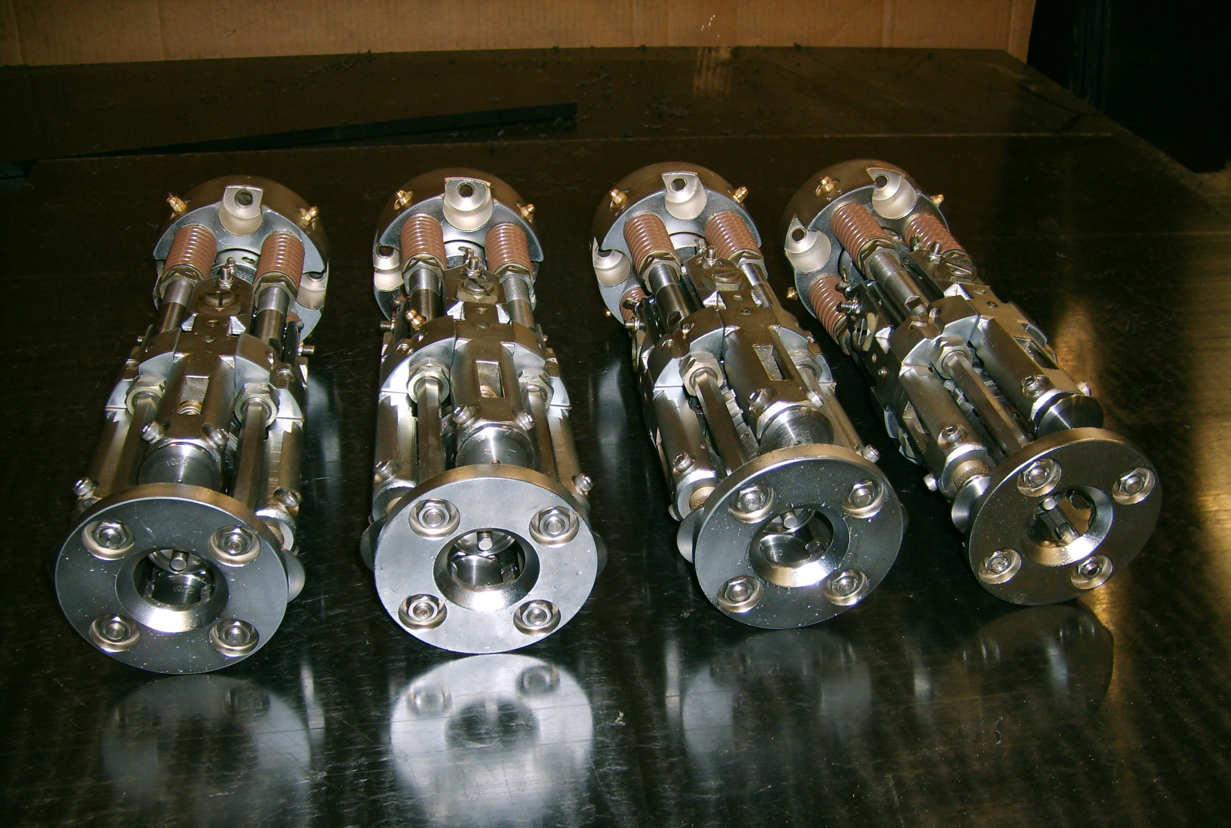 Capping Head for Charles Krug