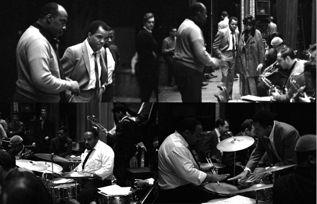 Tamla tour in London, 1965