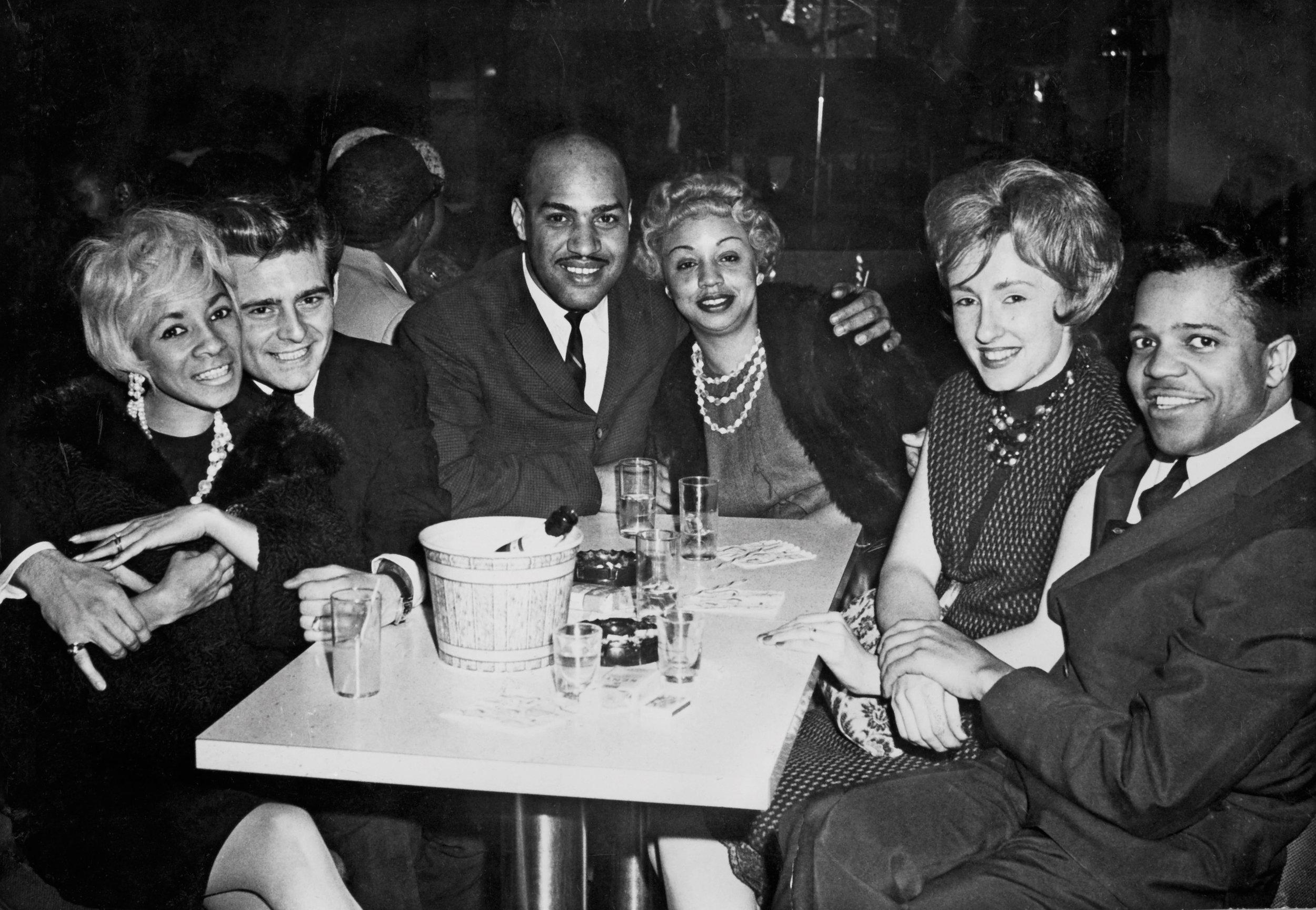 Saturday night in Detroit, circa 1960
