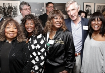 Rosalind Ashford, Annette Beard, Martha Reeves, Adam White, Lois Reeves (photo: Andre Smith)