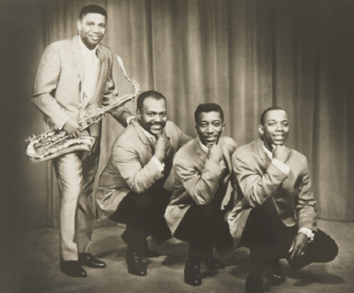 Junior Walker and his All Stars: Vic Thomas, Willie Woods, James Graves