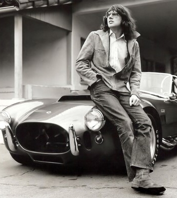 A young, upwardly mobile Jimmy Webb