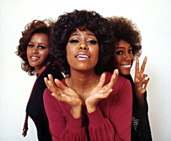 Cindy, Jean, Mary of the '70s Supremes