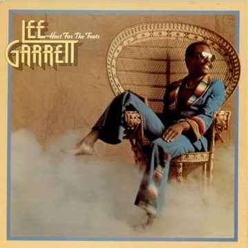 Lee Garrett's debut album for Chrysalis
