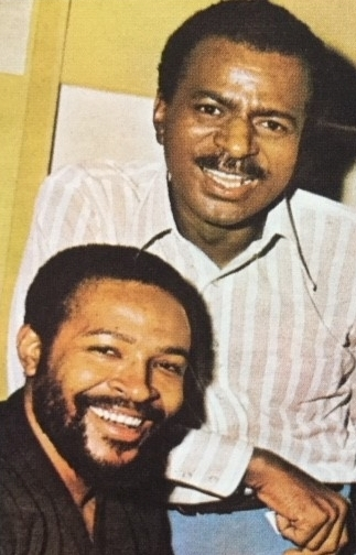 Marvin and Ed (photo: Ed Townsend Prods.)
