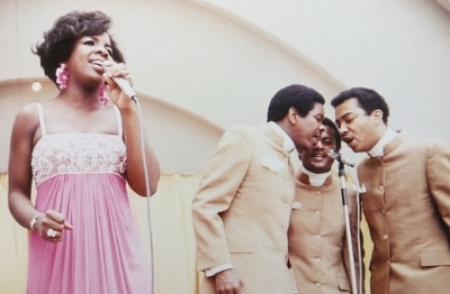 At the Harlem Cultural Festival, 1969