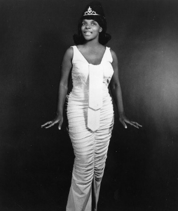 Dolores Coleman, pictured by Motown