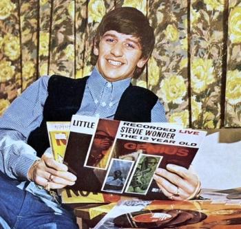Motown at Ringo's fingertips