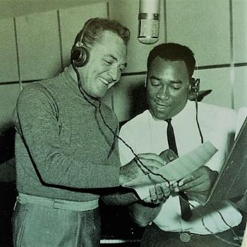 Tony Martin, Hal Davis (photo: Motown Records)