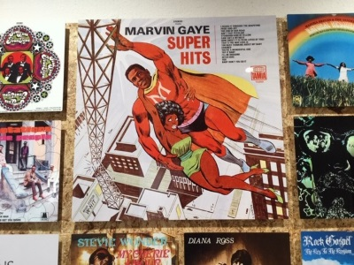 Marvin takes flight once more, this time in Arles