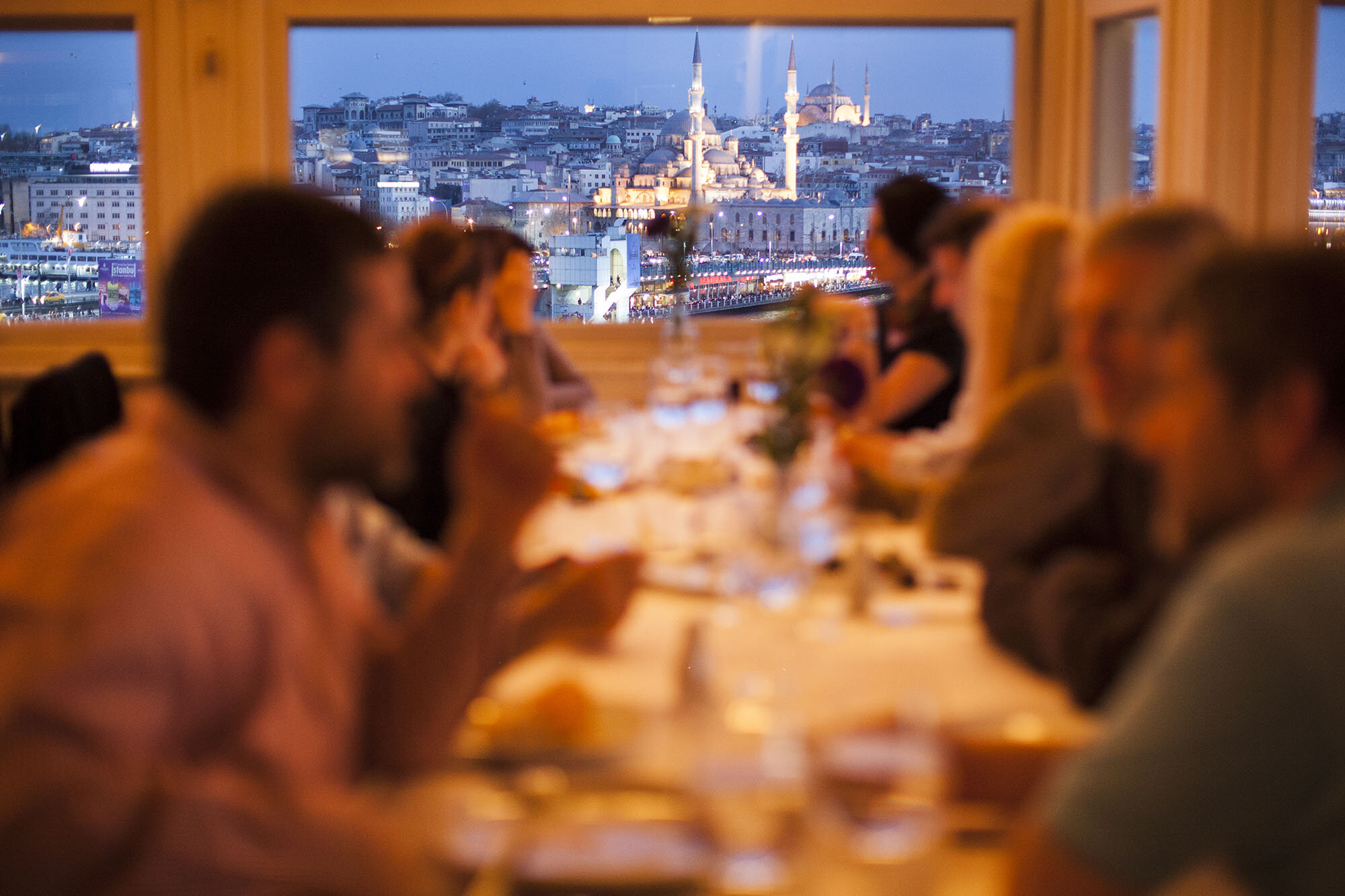 """Photo Credit: Sinan Cakmak. A scene from the documentary, """"İstanbul Meyhaneleri: Vuslatın Başka Alem""""."""