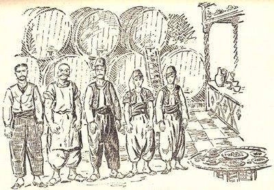 Lavirentos, Galata. (Image: Samiha Ayverdi, İstanbul Ansiklopedisi)