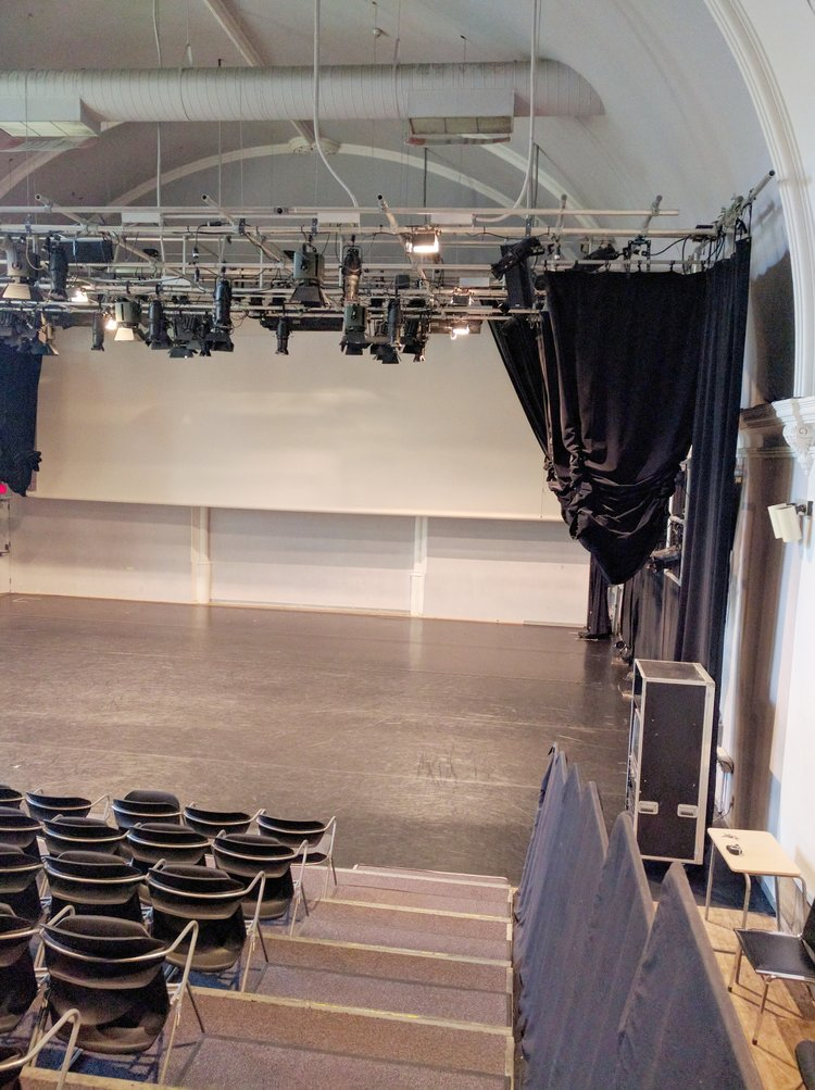 Tech Package — Winchester Street Theatre