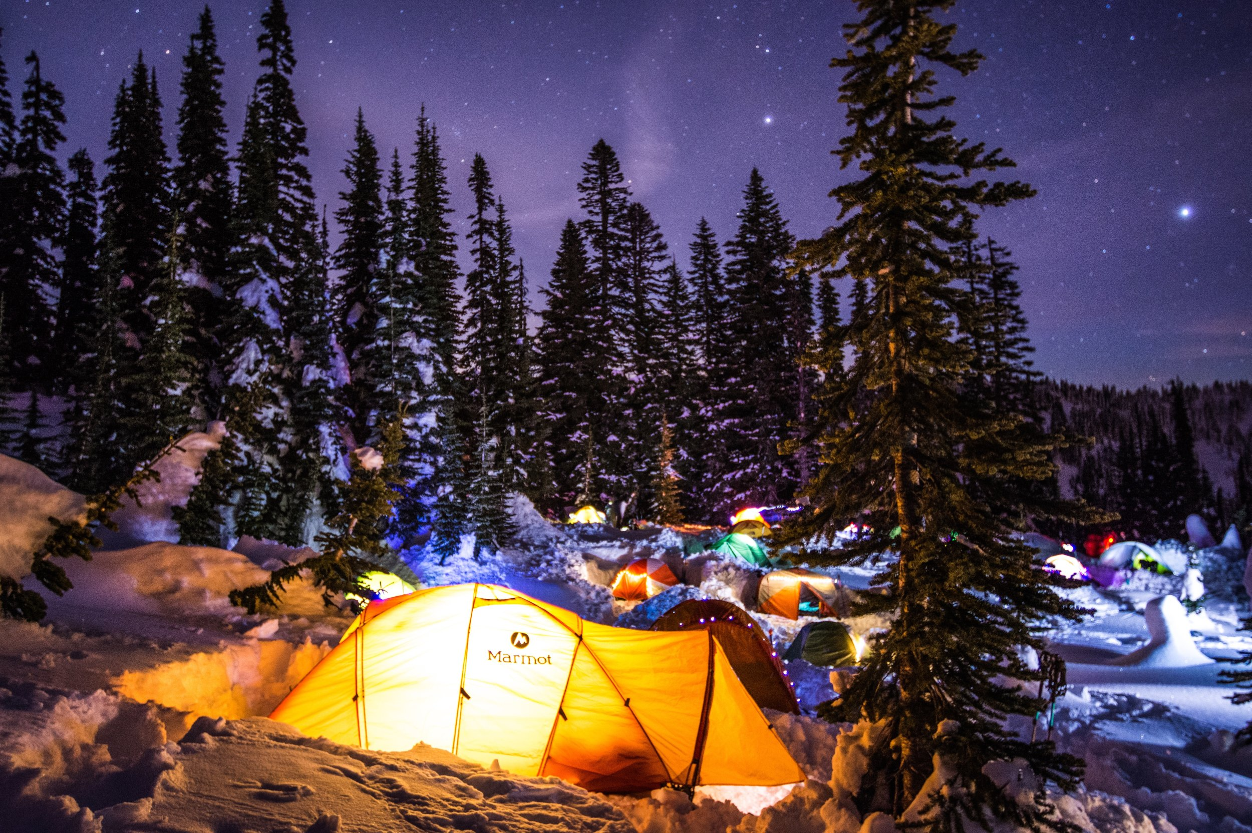 Snow camping in the backcountry and wondering how to poo? I got you!
