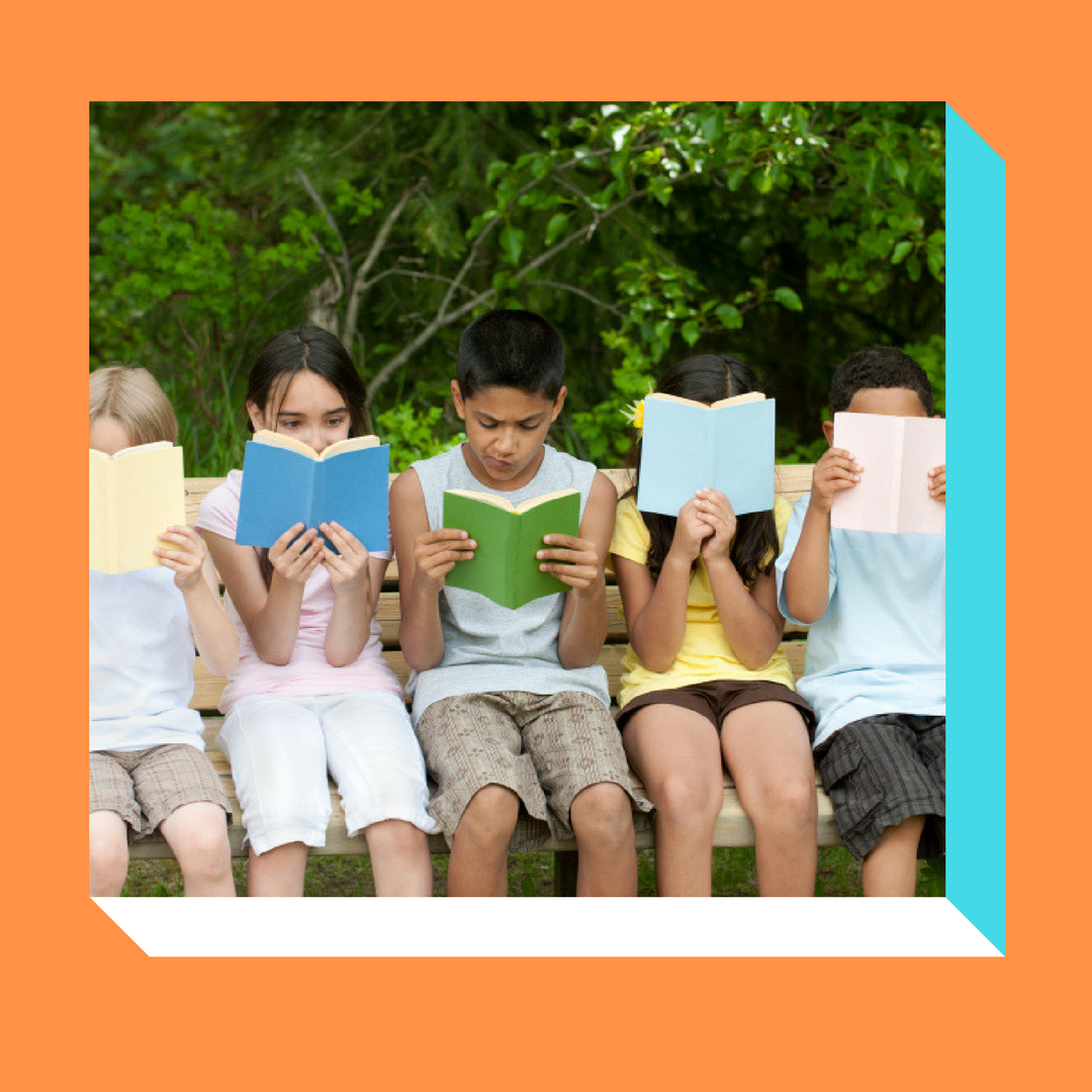 4. - Develop an Early Love of Reading.