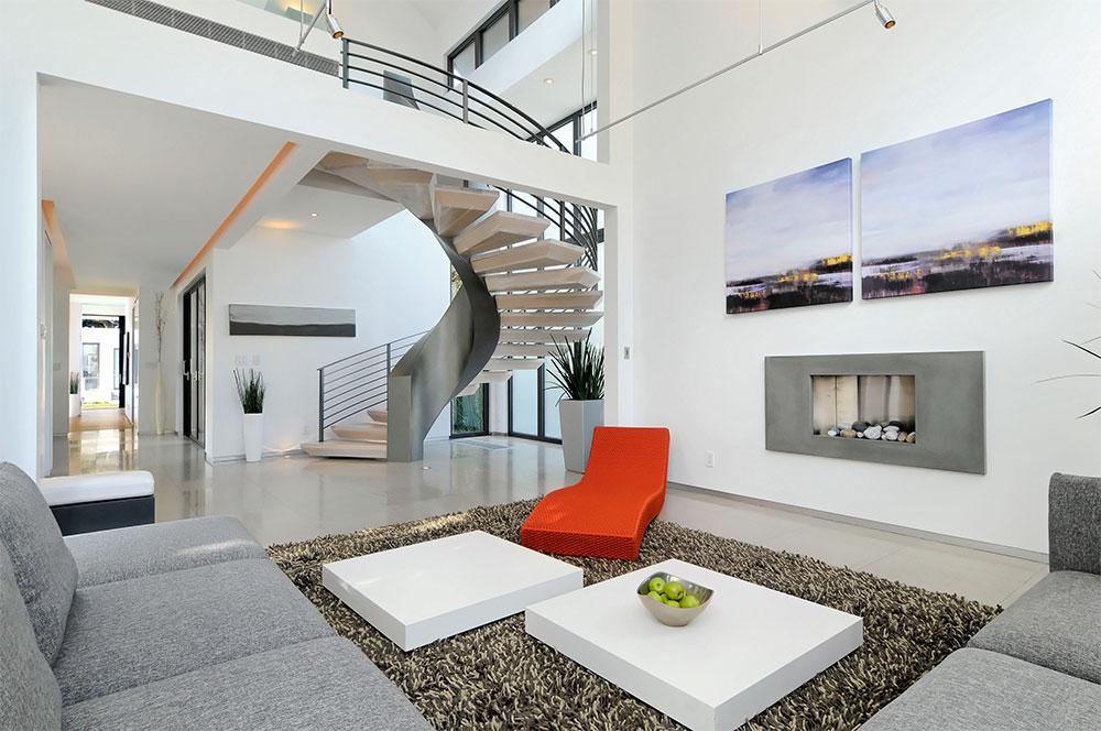 Main Residence, Living Room