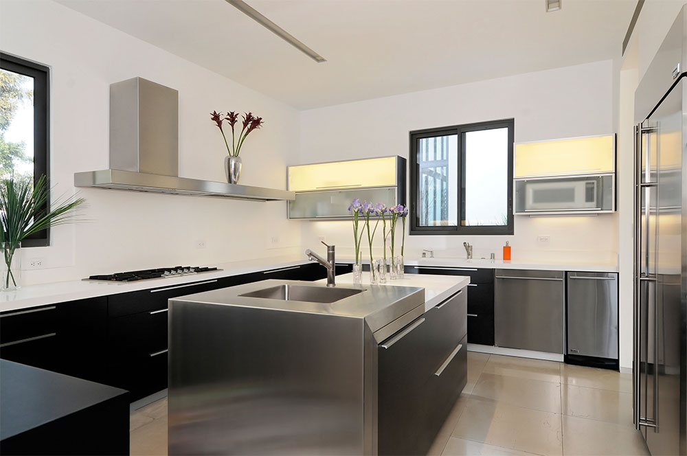 Main Residence, Kitchen